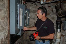 Mickey Grasso Certified Fire Investigator