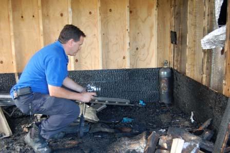 om Madigan Certified Fire Investigator